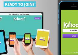 Kahoot! engasjerer publikum